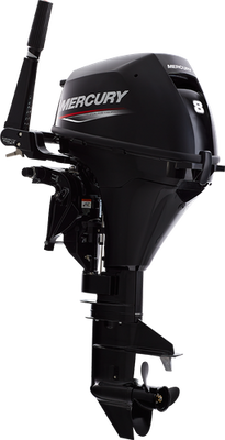 Mercury 8 FourStroke Outboard Engine - 8 HP