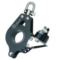 Wichard 50mm Single Block with Swivel Head Becket & Cam