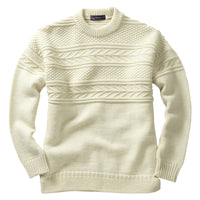 Pure British Wool Guernsey Sweaters