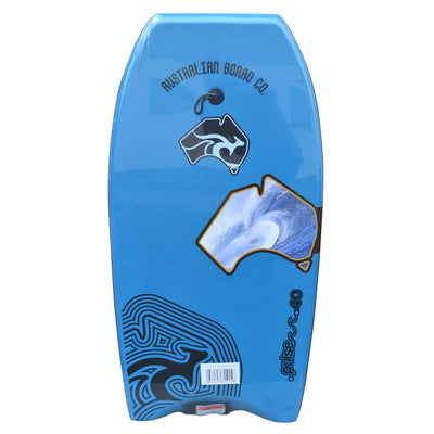 40inch Kids/Adults Pulse Series EPS Bodyboard by Australian Board Company  light-blue