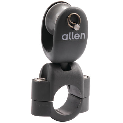 Allen Stanchion Mounted Block with Removable Pin