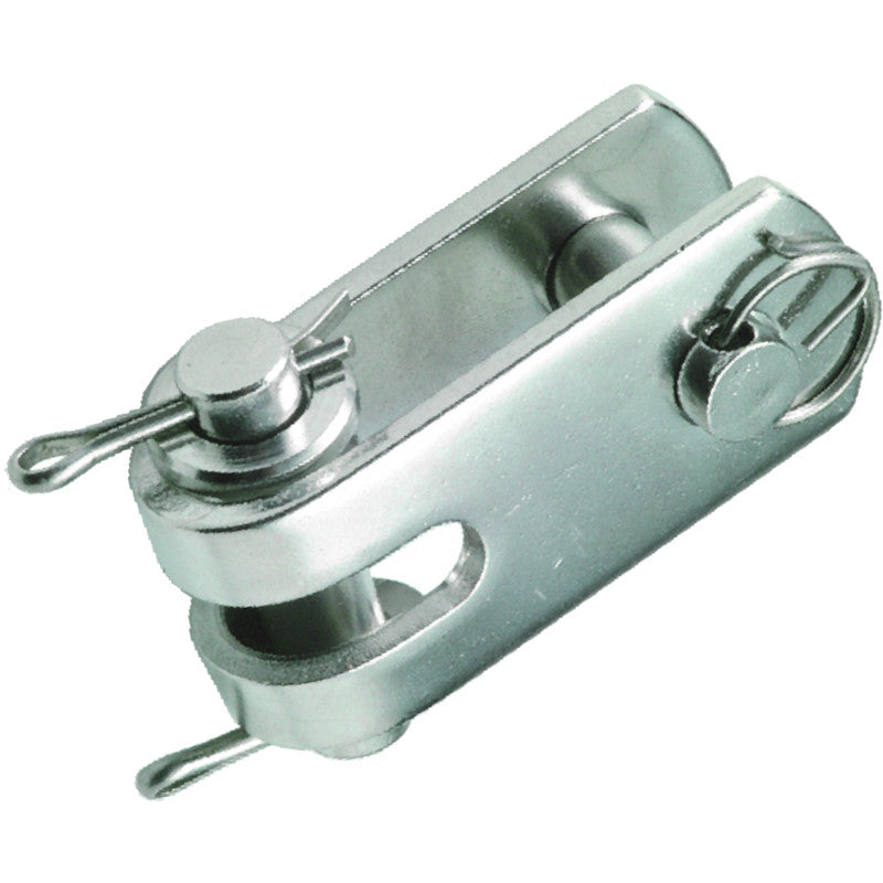Blue Wave Stainless Steel Double Jaw Toggle
