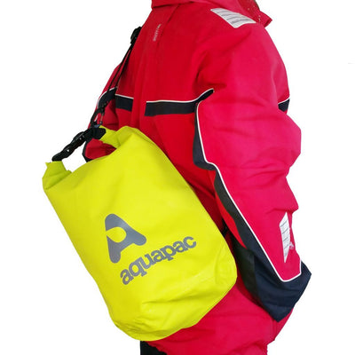 TrailProof Drybag - 15L Green - & Shoulder Strap