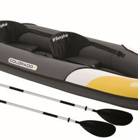 Sevylor Colorado Canoe with  Meridian Kit - Inflatable Kayak Canoe