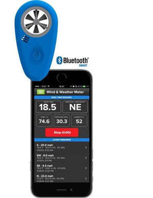 WEATHER Meter with Bluetooth