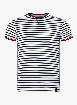 Classic Stripe Short Sleeve - by Pelle Petterson