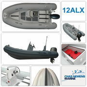 AB Inflatables Alumina 12 ALX Luxury 12ft RIB Packages - Please Select a Package