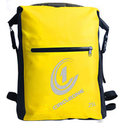 Waterproof Dry Bag 25 litre Backpack Rucksack Style – Zip Pocket  yellow