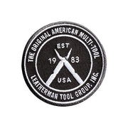 Leatherman Heritage Logo Patch