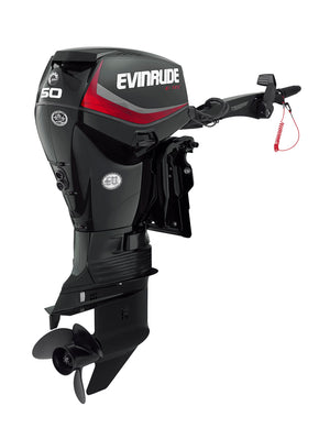 Evinrude ETEC 50hp Outboard Engine