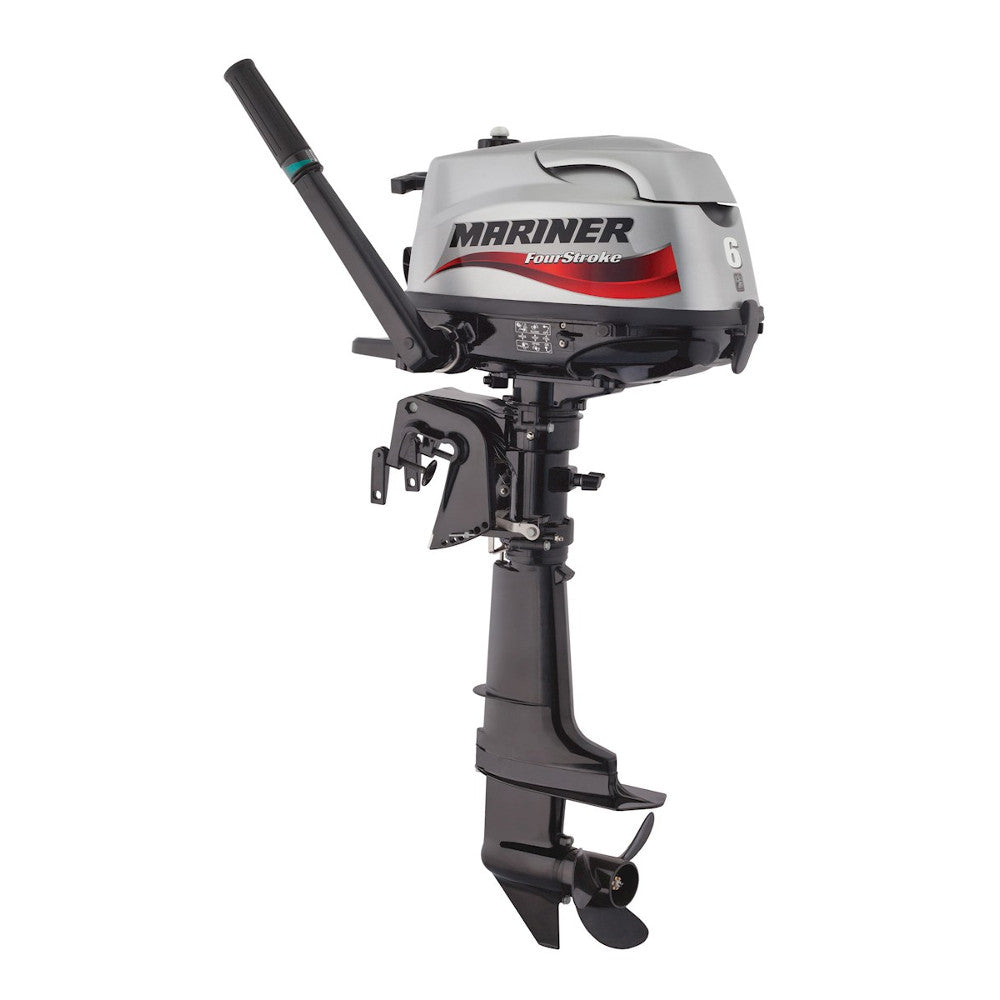 Mariner FourStroke Outboard Engine - 6 HP