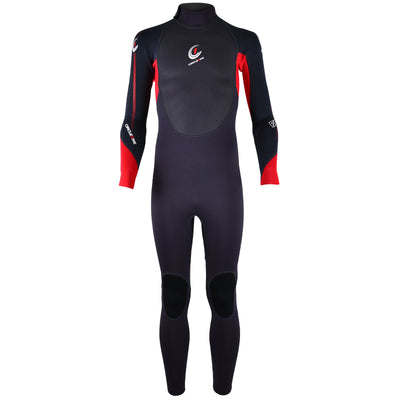 FAZE Kids 3/2mm SUMMER Wetsuit xxxl red