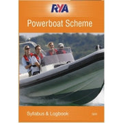 RYA Powerboat Schemes Syllabus and Logbook