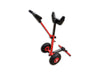 Folding Outboard Engine Trolley up to 15HP Stand Adjustable Height Light