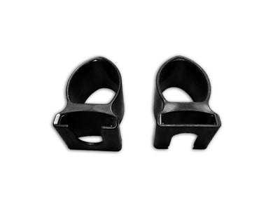Black Plastic Clip for Oars