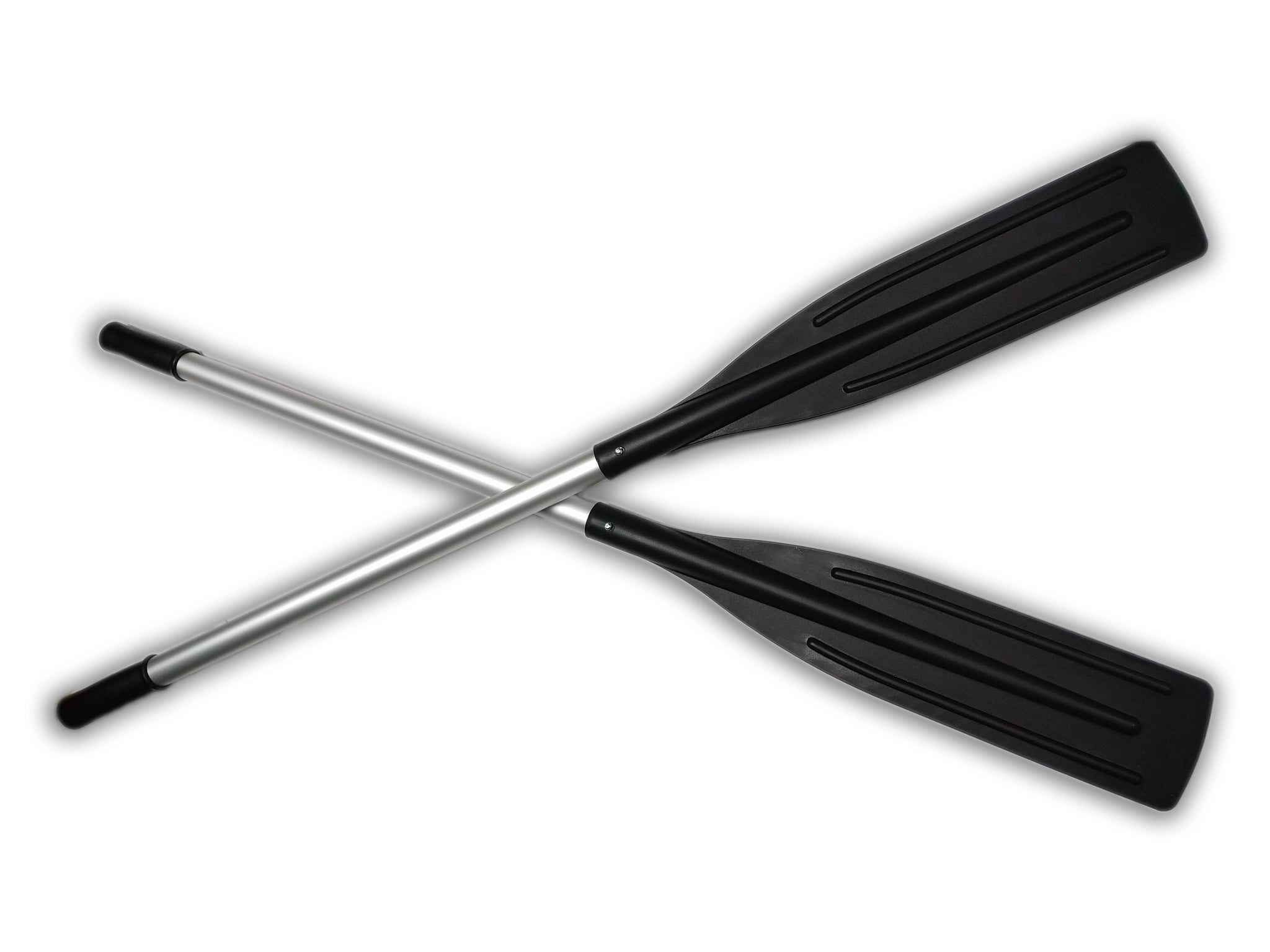 Zodiac Black Oars - 1.3m long by 35mm diameter Z6301