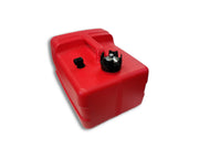 Portable Fuel Tank - 12 litre capacity petrol tank for Outboard Engine Inflatable Boat Dinghy