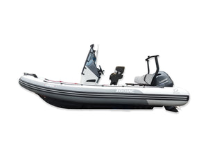 Zodiac Open 5.5 Sports HYPALON RIB with Yamaha 130hp Plus Many extras & Optional Trailer