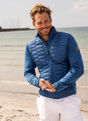Levo Quilted Zip Midlayer 2.0 - by Pelle Petterson