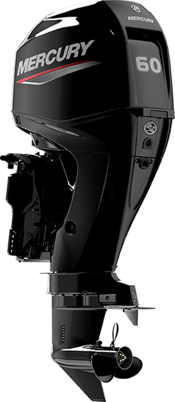 Mercury 60 EFI FourStroke Outboard Engine - 60 HP