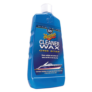 Meguiar's One Step Cleaner - Wax No.50