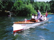 Gentlemen's Period River Tripping Launch 40ft Built in 1902