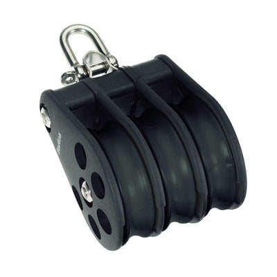 Size 5 Plain Block Triple Reverse Shackle