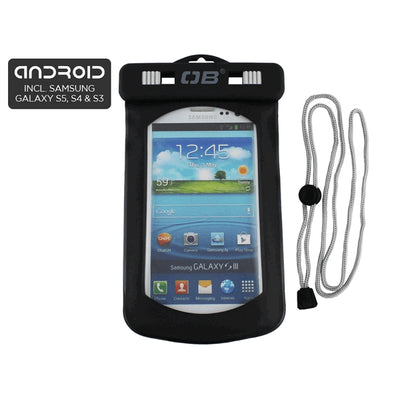 Waterproof Small Phone Case Black  OB1008BLK  OB1008BLK