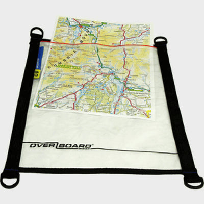 Map/Document A4 Pouch Black Waterproof 31.5cm x 23.5cm  OB1081BLK  OB1081BLK