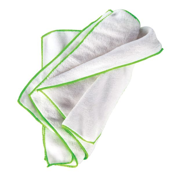 Oxford Mint Supersoft Polishing Towels Pack of 6 - OX259