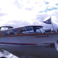 Class V Passenger Boat For Sale - MV Interceptor
