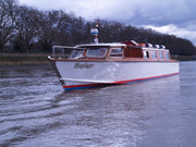 Passenger Boat For Sale - MV Zephyr