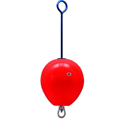 CCD-4 Mooring Buoy 59x54cm Red, Rod 148.5cm  CCD-4/04  PFCCD4RD