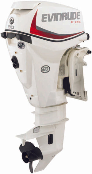 Evinrude ETEC 30hp Outboard Engine
