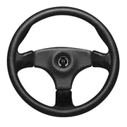 Stealth Steering Wheel Black, Includes Centre Cover  PD90050  Q059401