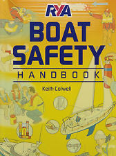 RYA Boat Safety Handbook - Keith Colwell - G103 Royal Yachting Assoc.