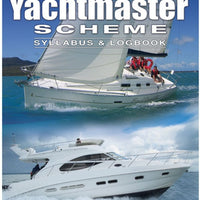 RYA - Royal Yachting Association - G158 Yachtmaster Scheme Syllabus and Logbook
