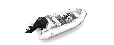 Zodiac YACHTLINE 360 RIB Full Package