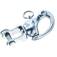 Wichard Forged Stainless Steel Swivel Clevis Snap Shackles