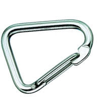 Wichard Forged CE Stainless Steel Carabiners Delta