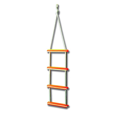 4 Step Emergency Safety Ladder 1060mm length  S1509004  TRS1509004