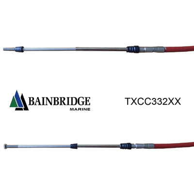 33C Red Jacket Control Cable 5ft (1.52m)  CC33205  TXCC33205