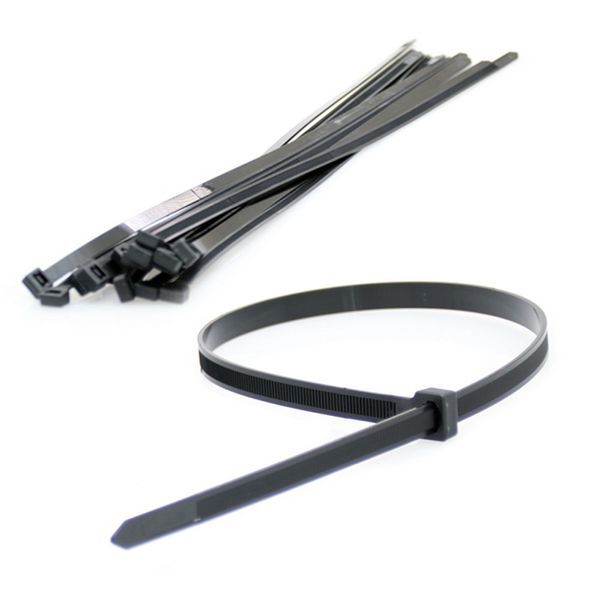 Jumbo Cable Ties 720mm x 9mm (100 Pack) - EC-CT720