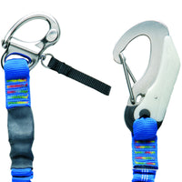 Wichard Quick Opening 2 Point, Elastic Webbing