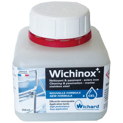 Wichard Wichinox Stainless Steel Passivating Cleaning Gel