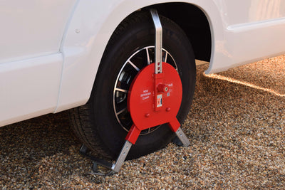 New Defender Large Wheel Clamp