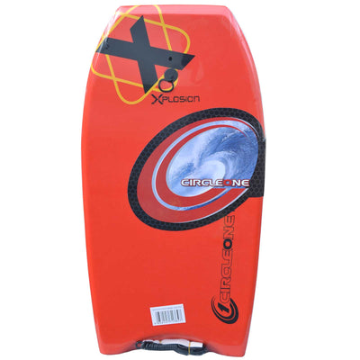 36inch Kids Xplosion Series EPS Bodyboard  red
