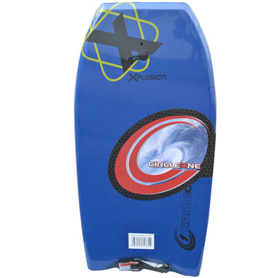 40inch Kids/Adults Xplosion Series EPS Bodyboard  dark-blue