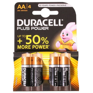 Duracell AA Battery (x4) - S3546
