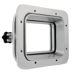 YS Fittings Aluminium Rectangular Opening Portlight